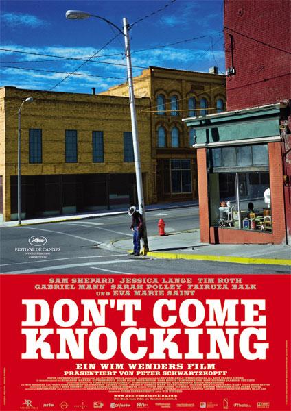Don't Come Knocking - The Sam Shepard Web Site