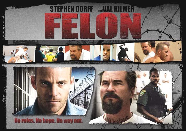 The gallery for --> Felon Movie