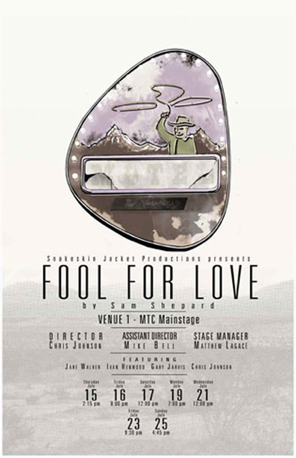 Fool for Love Analysis