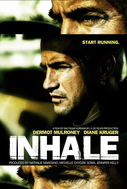 Inhale movie