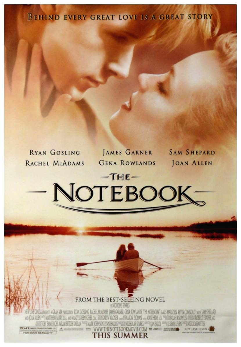 The Notebook Movie Review  Common Sense Media